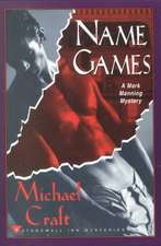 Name Games: A Mark Manning Mystery