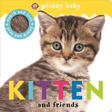 Kitten and Friends Touch and Feel