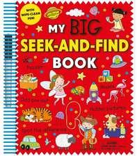 My Big Seek-And-Find Book