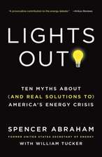 Lights Out!:  Ten Myths about (and Real Solutions To) America's Energy Crisis