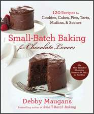 Small Batch Baking for Chocolate Lo