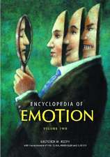 Encyclopedia of Emotion, 2-Volume Set