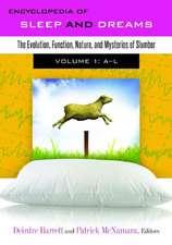 Encyclopedia of Sleep and Dreams, 2 Volume Set