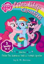 My Little Pony: The Friendship Chronicles: Starring Twilight Sparkle, Pinkie Pie & Rainbow Dash