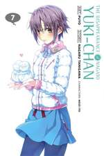 The Disappearance of Nagato Yuki-chan, Vol. 7