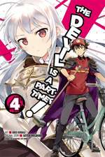 The Devil Is a Part-Timer!, Vol. 4 (manga)