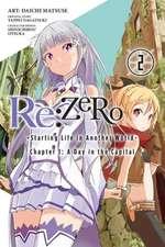 Re ZERO Starting Life in Another World Volume 2 (manga)