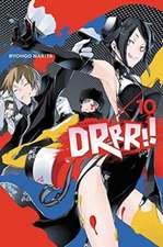 Durarara!!, Vol. 10 (light novel)