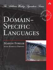 Domain-Specific Languages:  Leading Agile Developers, Developing Agile Leaders