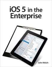 iOS5 in the Enterprise