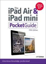 The iPad Air & iPad Mini Pocket Guide:  A Self-Paced Workshop for Planning, Pitching, Preparing, and Presenting at Conferences