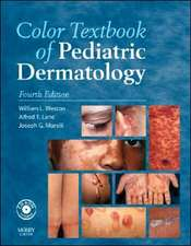 Color Textbook of Pediatric Dermatology: Text with CD-ROM