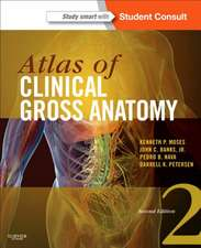 Atlas of Clinical Gross Anatomy: With STUDENT CONSULT Online Access
