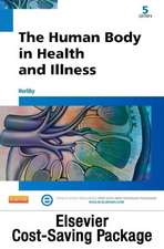 The Human Body in Health and Illness and Elsevier Adaptive Quizzing Package