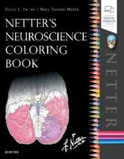 Netter's Neuroscience Coloring Book