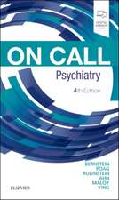 On Call Psychiatry