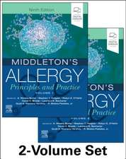 Middleton's Allergy 2-Volume Set: Principles and Practice
