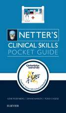 Netter's Clinical Skills: Pocket Guide