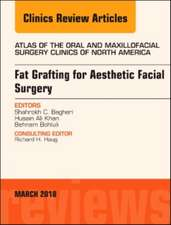 Fat Grafting for Aesthetic Facial Surgery, An Issue of Atlas of the Oral & Maxillofacial Surgery Clinics