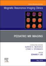 Pediatric MR Imaging, An Issue of Magnetic Resonance Imaging Clinics of North America