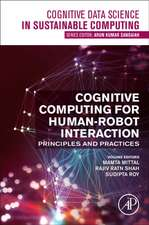 Cognitive Computing for Human-Robot Interaction