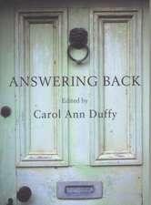 Answering Back