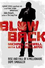Forwell, M: Blowback