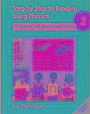 Step by Step to Reading Using Phonics
