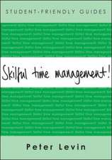 Skilful Time Management