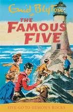 Blyton, E: Famous Five: Five Go To Demon's Rocks