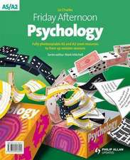 Friday Afternoon Psychology: A-level