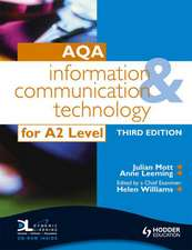 AQA Information and Communication Technology for A2