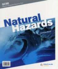 GCSE Physical Geography: Natural Hazards Resource Pack +CD-ROM
