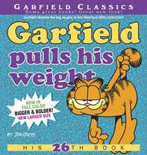 Garfield Pulls His Weight