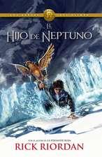 El Hijo de Neptuno (The Son Of Neptune):  Heroes del Olimpo 2