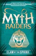 Myth Raiders: Claw of the Sphinx: Book 2