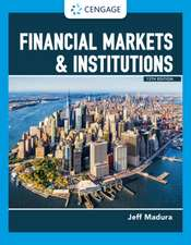 FINANCIAL MARKETS INSTITUTIONS