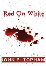 Red on White