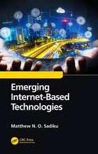 EMERGING INTERNET-BASED TECHNOLOGIE