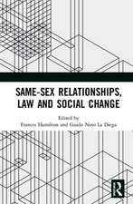 SAME-SEX RELATIONSHIPS LAW AND SOC