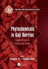 Phytochemicals in Goji Berries