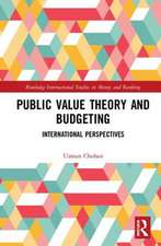 PUBLIC VALUE THEORY CHOHAN