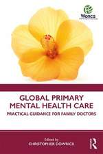 Global Primary Mental Health Care