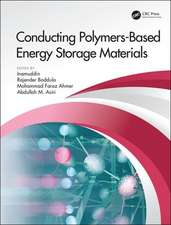 Conducting Polymers-Based Energy Storage Materials