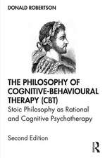 Philosophy of Cognitive-Behavioural Therapy (CBT)