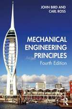 Mechanical Engineering Principles, 4th ed