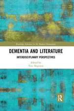 DEMENTIA AND LITERATURE - MAGINESS