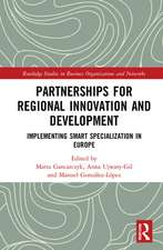 Partnerships for Regional Innovation and Development