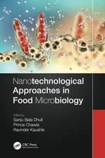 Nanotechnological Approaches in Food Microbiology