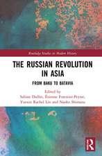 Russian Revolution in Asia